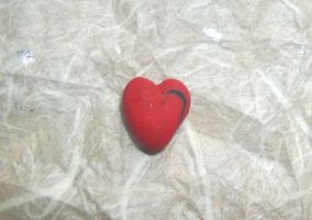 Tiny Heart by DKayCrafts