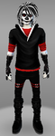 CP OC - Collin Farrior (Rebooted Concept) by Stormtali