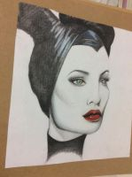 maleficent by CLF18