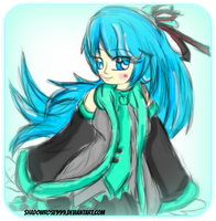 .::Winter Miku::. by Nine-Roses