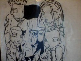 Korn by Dylan367
