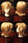Skyward Sword Link Wig by Xelhestiel