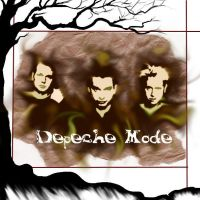 Depeche Mode by laiquendi-elf