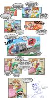 Mario: Alone at Home Pg 03 by saiiko