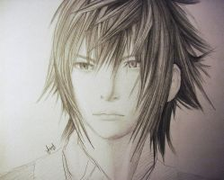Prince Noctis Lucis Caelum. by ohhLenai