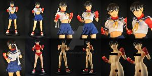 Sakura 1/4 scale compiled censored by chiseltown