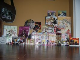 Anime.Manga collection by xox-Brittany-xox