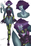 Fluorite (updated) by StygianGrey