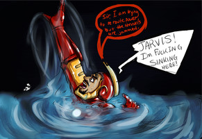 GOD DAMMIT JARVIS!! by DrSnipersMagic