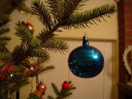 Christmas Ball 5 by YM-stock