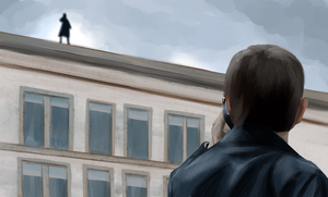 Sherlock - The Reichenbach Fall #2 by AgentKnopf