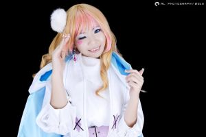 Sheryl Nome Bunny by SerinW