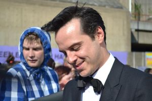 Andrew Scott. by Iron-Star