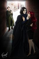 P.Commissh : Severus x Emily and .... by cerae28