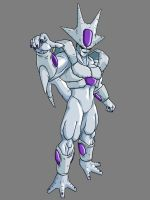 freeza, fifth form by alessandelpho