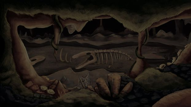 The Caves of Madness by NiennaPixiesdance