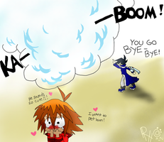 Chazz's Other Catchphrase.... by ryokage