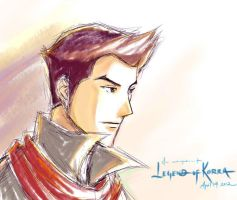 4.14.12 Legend of Korra =D by snowp