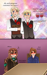[APH] May We Take Your Order? by melonstyle