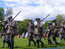 1640 Covenanters 03 by Axy-stock