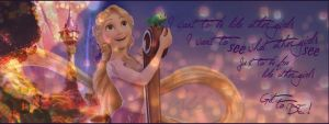 Tangled - Rapunzel by CaseyJewels