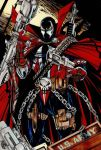 Todd McFarlane's Spawn by JohnVichlenski