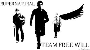 Team Free Will by JH-creator