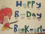 Happy B-day From Erza by Minecraft9997