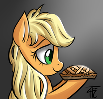Heavenly Pie by wildberry-poptart