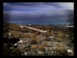 Kaikoura Beach by 7scout7
