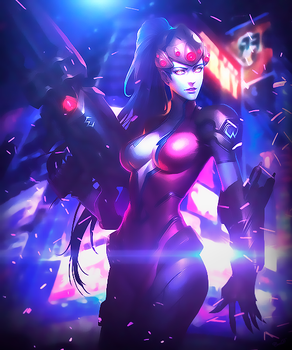 Widowmaker by AcCreed