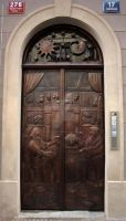 Door Essay 4 - Prague by nightmaresdawn