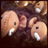 More Mini Mammoths by mintconspiracy