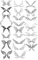 OPEN - Wing Adopts - 50 points each - Open by GotWinx