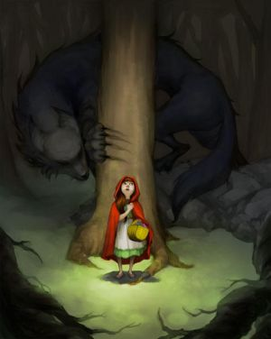 Little Red Riding Hood by ignautus