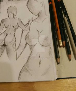 Sketch  by RuthlessG