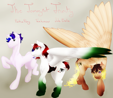 The Tommyrot Trinity by Maple-Blood
