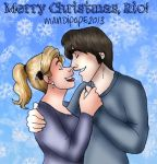 Merry Christmas, Rio Baby! by MandiPope