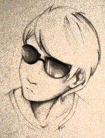 Dave Strider by HappyFridge