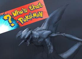 Who's that pokemon?? by Namh