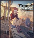Demon's Daughter Cover by StarExtinction