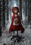 Little red ridding hood by JiDu276