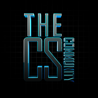 Logo - TheCSCommunity by 1337thriller