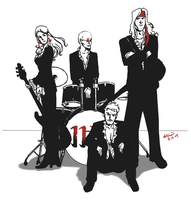 Rock Band - IHS by lenneth