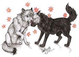 My Trust in You by SaidyWolf