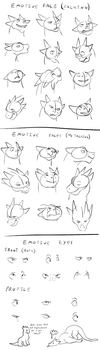 Expression study by CrystalCircle