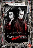 sweeney todd dvd cover idea by nessaholic