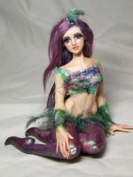 """Prunella"" ooak fairy by AmandaKathryn"