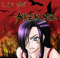 Let Your Anger Rise by Yureilia
