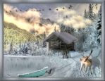 Winter Scenery 2013 by nudagimo